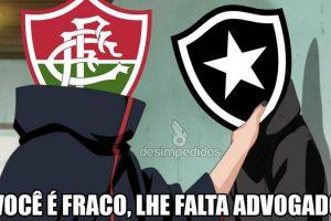 Botafogo é alvo de piadas após o STJD negar pedido de anulação de jogo contra Palmeiras