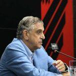 Petraglia critica 'jaula' em setor visitante no estádio do Palmeiras