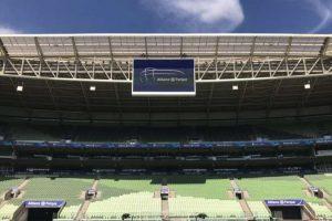 Palmeiras x Vasco: 16 mil ingressos vendidos para a partida do dia 27