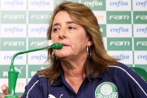 Equipe feminina | Palmeiras demitiu técnica por suspeita de ligação com doping