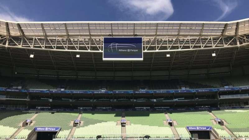 Palmeiras x Bahia: 14 mil ingressos vendidos para partida do dia 11
