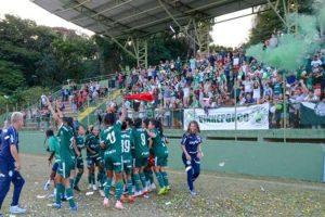 São Paulo, Palmeiras, Grêmio e Cruzeiro garantem vaga na série A1 do Campeonato Brasileiro Feminino de 2020