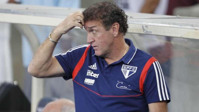 Cuca entra para o top 3 de técnicos com mais vitórias em Brasileiros