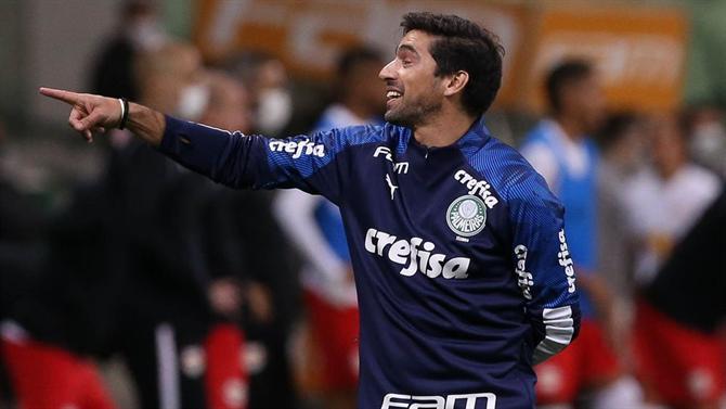 Abel Ferreira arrisca castigo para a final da Taça