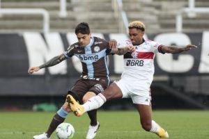Corinthians não consegue se distanciar do Z4 no Brasileirão após vexame contra Flamengo; veja tabela