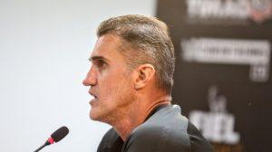 Mancini fala em 'acidente de percurso', lembra Flamengo e mantém Timão na briga por Libertadores