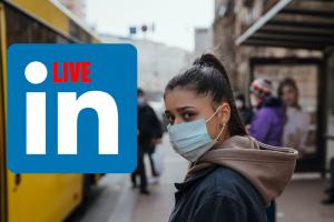 Na 1ª live no LinkedIn, CEO da Trancity fala sobre gerir transporte público