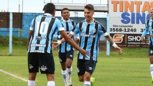 Grêmio deve enfrentar RB Bragantino recheado de meninos da base