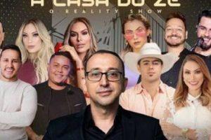 5 famosos que participarão do reality 'A Casa do Zé'