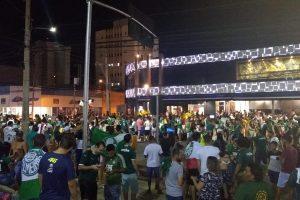 Palmeiras em Cuiaba Libertadores 2020