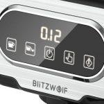 (Lançamento) A BlitzWolf também já tem máquinas de café?