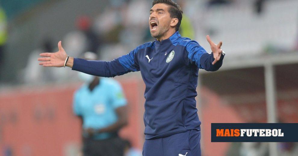 Abel Ferreira: «Tive vergonha ao ver-me a gritar e a bater na mesa»