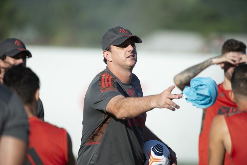 Com oito mudanças, Flamengo está definido para enfrentar o Volta Redonda; confira a escalação