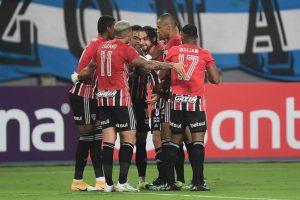 Vitória e tropeço do Racing: as contas do São Paulo para ser líder do grupo na Libertadores