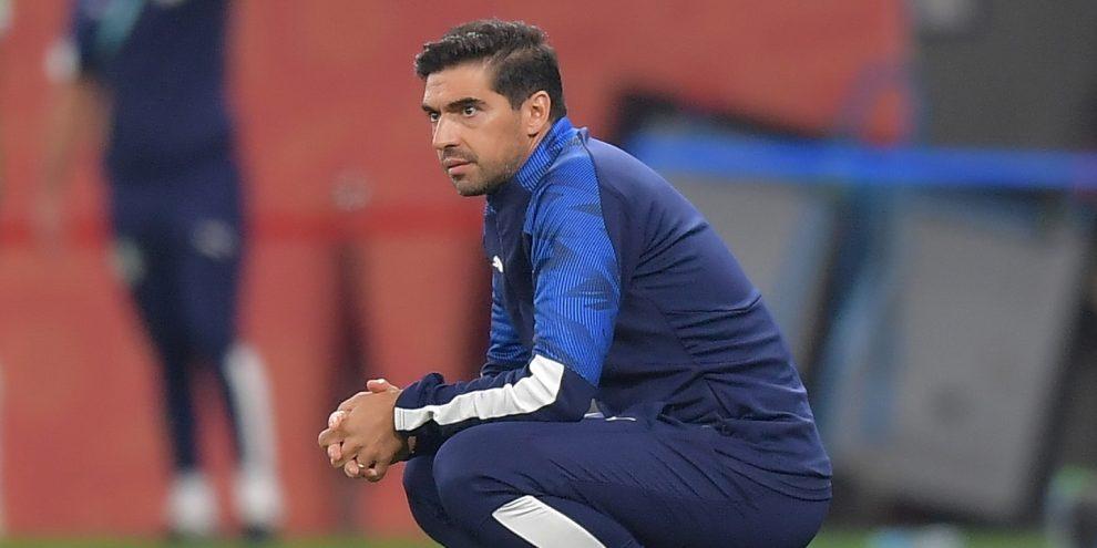 "Abel Ferreira: ""Estou à espera de ser despedido"""