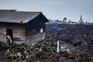Segundo vulcão entra em erupção na República Democrática do Congo