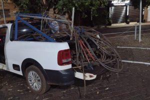 Quadrilha rende operador em tentativa de roubo de cabos do DAERP e deixa bairros sem água nesta quarta-feira