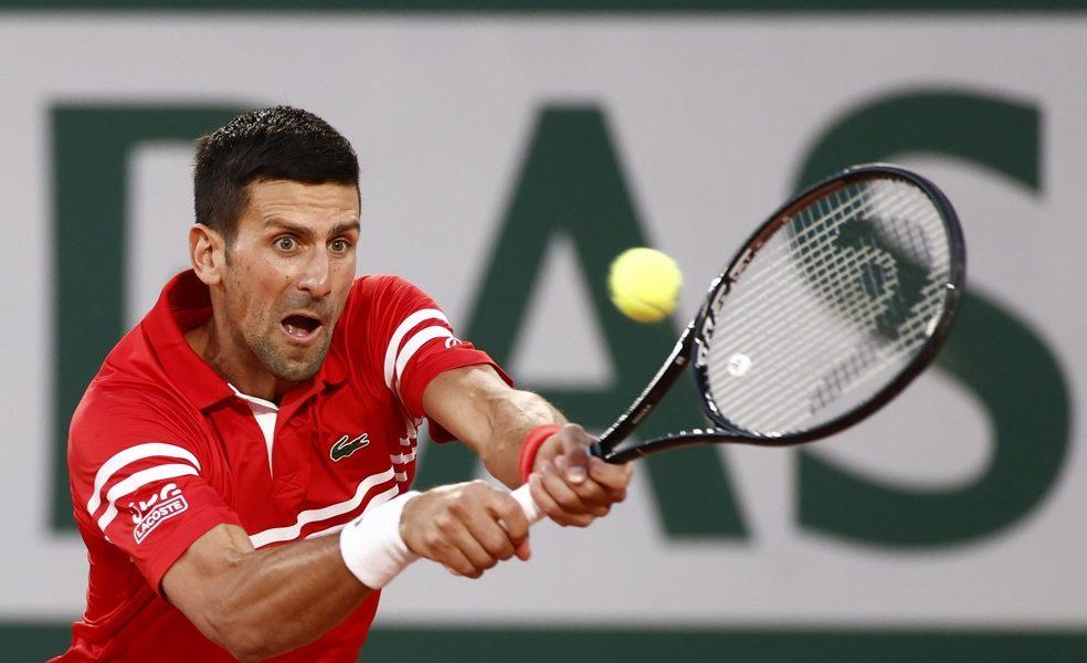 Sérvio Novak Djokovic conquista Roland Garros