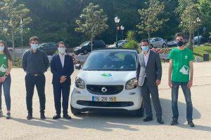 Gerês promove projeto de contenção da pandemia Covid-19 durante o verão