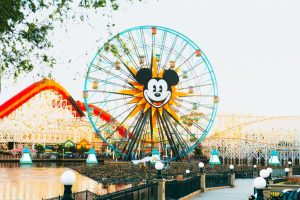 Os melhores parques de diversão da Califórnia